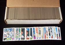 1989 TOPPS BASEBALL COMPLETE 792 CARD SET BIGGIO, SMOLTZ, GRACE, SHEFFIELD RC'S