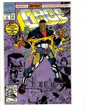 Lot Of 12 Cage Marvel Comic Books # 1 2 3 4 5 6 7 8 9 10 11 12 Iron Fist CR36