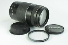 Canon EF 75-300mm 4-5.6 MkIII Auto Focus Zoom Camera Lens for Canon DSLRs