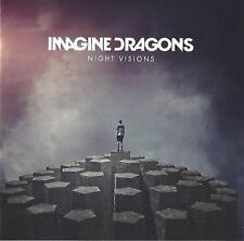 IMAGINE DRAGONS / NIGHT VISIONS * NEW CD 2012 * NEU *