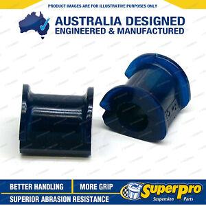 Superpro 21mm Front Sway Bar Mount Bush Kit for Hyundai Excel X3 Modern Shape
