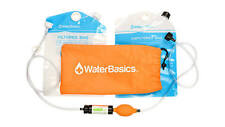 Aquamira WaterBasics Bag to Bag Filtration Kit