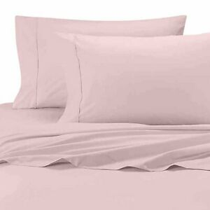 Brand New SHEEX Arctic Tencel 4 Piece Sheet Set Pink Size King