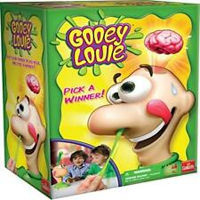 Gooey Louie Pull The Gooey Boogers Out Until His Head Pops Open Game Toy Game