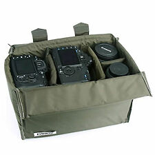 Insert Partition DIY Padded Camera Bags Case For Canon EOS 60D 60Da 7D 6D