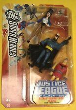 "ZATANNA Batman SHINING KNIGHT 5"" figures JLU 3-Pack Justice League DC Mattel NEW"