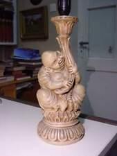 Keramiklampe Buddha  20er Jahre