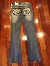 New Wallflower Women's Juniors Curvy Luscious blue Jean Multiple Size till Sold