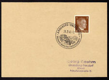 █ Allemagne n° 706 Yv. cachet WW2 ANNABERG Timbre Allemand Mi n° 782 █