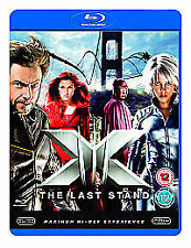X-Men - (3) The Last Stand (Blu-ray) New and Sealed - Hugh Jackman,Ian Mckellen