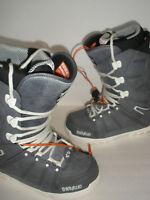 THIRTYTWO CHRIS BROADSHAW SIGNATURE SNOWBOARDING BOOT US 8 EUR 41.0 SALE RARE