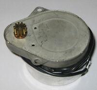 120 VAC Timer Motor - 1/3 RPM - 20 RPH - 60 Hz - 2.4 W  Autotrol 700 Synchronous