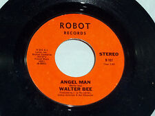 Walter Bee: Angel Man / Give Me a Chance  [VG++ copy]