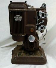 Vintage Rare AMPRO Imperial projecteur 16 mm restauration Collectionneurs