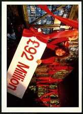 Comic Relief #6 Merlin 1995 Ruby Wax Sticker (C845)