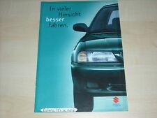 53103) Suzuki Baleno Prospekt 01/1996