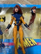 Marvel Legends Wolverine Cyclops Love Triangle 3 Pack JEAN GREY LOOSE