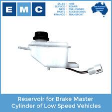Reservoir for Brake Master Cylinder of Low Speed Vehicles