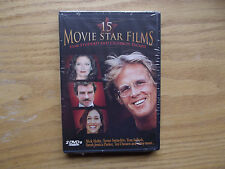 15 Movie Star Films (DVD, 2009, 3-Disc Set) 15 Classic Films - New