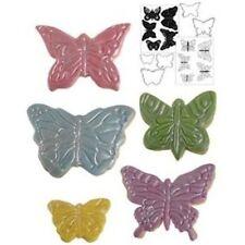 Butterfly Cookie Cutter Texture Set  #1007 - NEW