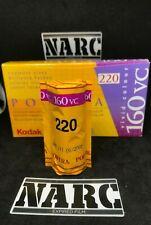 Kodak Portra 160VC 220 film expired film