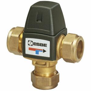 ESBE Brauchwassermischer VTA323 Mischautomat Trinkwasser 22er Klemmverschraubung