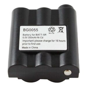 B2G1 Free Two-Way Radio Battery for Midland GXT-400 444 450 500 555 600 635 650