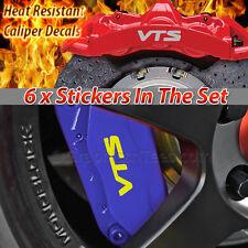 VTS Brake Caliper Decal Sticker, Car Vinly Graphic Sticker Decal