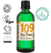 Naissance Teebaum Bio 100ml 100 Naturreines ätherisches Teebaumöl