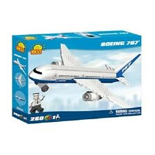 COBI Boeing 767 Airliner Building Set 26260 NEW Lego Compatible Retired