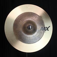 "Sabian 18"" AAX Omni - 1506g (video demo)"