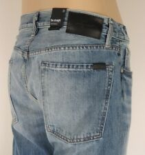 NWT Seven 7 For All Mankind THE STRAIGHT, Tapered Straight Leg,BACK,Size 36,$219