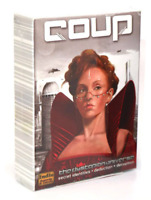 Adult Game Coup Board Party Family Card Expansion English New Pack Version