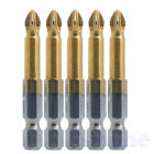 5Pcs Titanium Coated 1/4