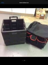 Rolling Craft Cart Organizer  -preowned