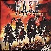 WASP BABYLON BRAND NEW SEALED CD