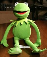 Disney Store Kermit The Frog Plush Toy Doll The Muppets