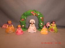 4250 Playmobil Traumschloss Braut mit Blumenmädchen und Brautjungfern **Z2