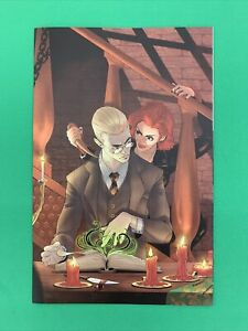 Buffy The Vampire Slayer #28 One Per Store Unlockable Cover F Georgiev Variant