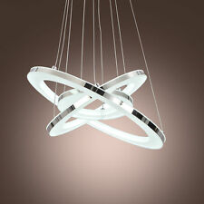 LUXURY Stylish 3LED Rings Chandelier Lighting Light Fixture Pendant Ceiling Lamp