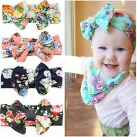 New Girl Turban Kids Head Wrap Headband Hairband Headwear