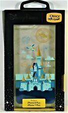 Disney Otterbox Magic Kingdom Castle Apple Iphone 6/7/8 Plus Cellphone Case NEW