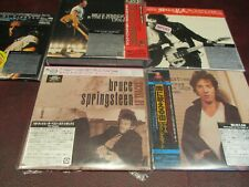 BRUCE SPRINGSTEEN LIVE 75/85 BOX EDGE BORN TO RUN FREEDOM JAPAN OBI RARE 9CD SET