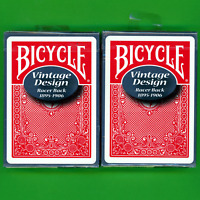 Bicycle Racer Playing Cards Vintage Ohio