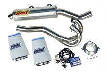 Sparks Racing Stage 1 Power Kit Ss Big Core Exhaust Yamaha Raptor 700 06-14