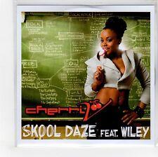 (GG30) CherriV, Skool Daze ft Wiley - DJ CD