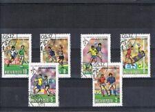 Serie voetbal / football (22) WK 1990 - Hongarije