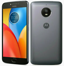 "Motorola Moto E4 Plus 16GB Grey*DUAL SIM*UNLOCKED XT1771 3GB 5.5"" HD Smartphone"