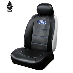 Brand New For Ford Car Truck Front Sideless Seat Cover Deluxe Edition with Gift