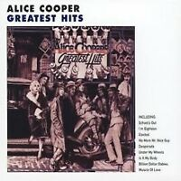 ALICE COOPER - Greatest Hits (Audio CD) - NEW & SEALED